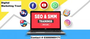 SEO SMM Trainings in Lahore