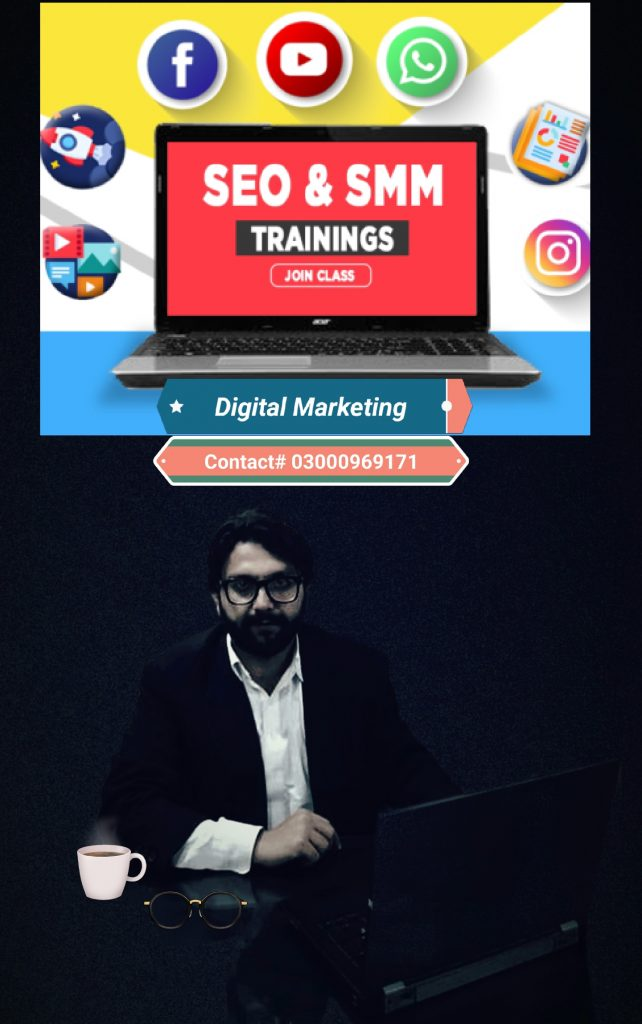 SEO Trainer in Lahore